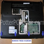 HP G71  Repair Guide
