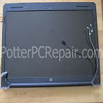 HP G71 LCD Display Removed