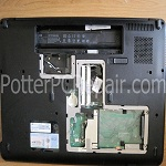 HP G71 Disassemble Pic